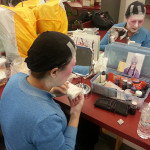 Makeup design plays part in opera storytelling